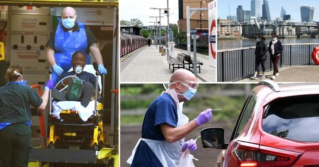 coronavirus death toll worst case scenario