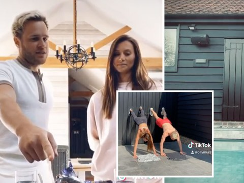 Inside Olly Murs' country-style Essex home where he's self-isolating with girlfriend Amelia Tank