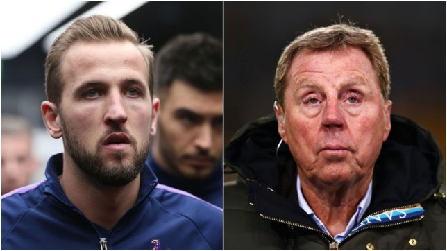 Harry Redknapp has urged Manchester United target Harry Kane to stay at Tottenham