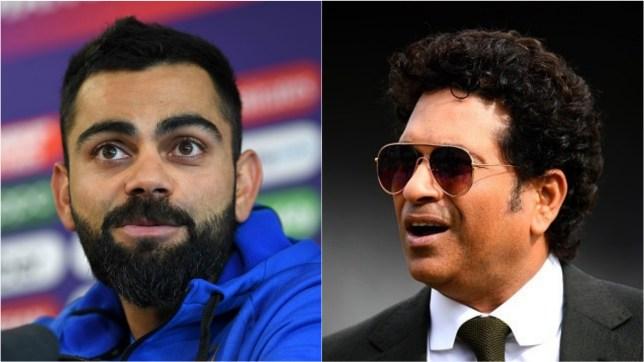 Virat Kohli has been backed to surpass India legend Sachin Tendulkar