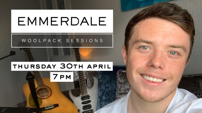 Emmerdale sessions