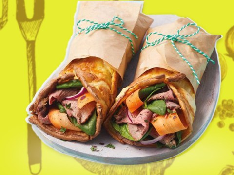 Aldi's Yorkshire pudding wrap recipe helps make the most of your Easter trimmings
