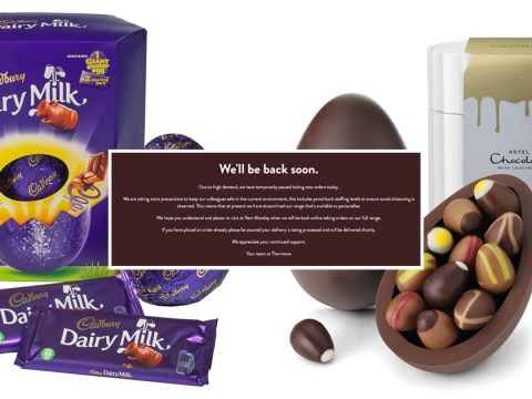 Coronavirus UK: What shops are offering Easter Egg delivery during lockdown?