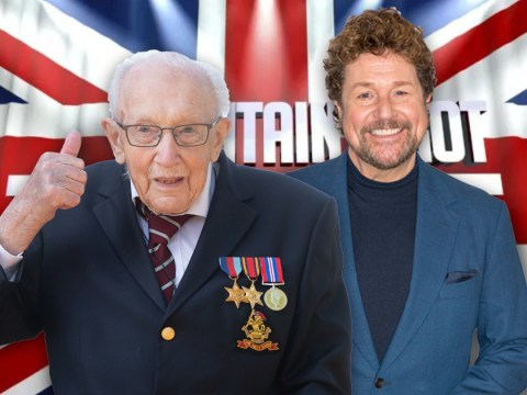 Britain's Got Talent 'eyeing up Captain Tom Moore and Michael Ball' for showstopping finale after chart success
