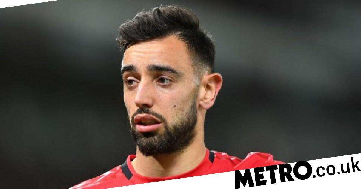 Man Utd target jokes Bruno Fernandes has stolen his number at Old Trafford