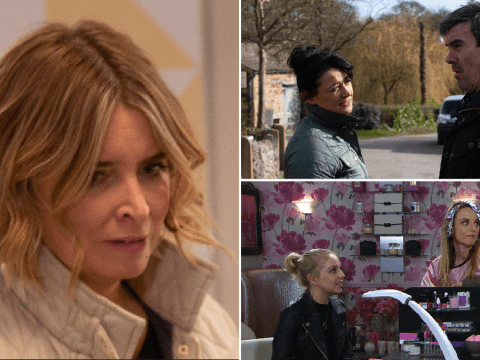 Emmerdale spoilers: 13 new images reveal Charity's betrayal, Will's revenge and Belle's discovery
