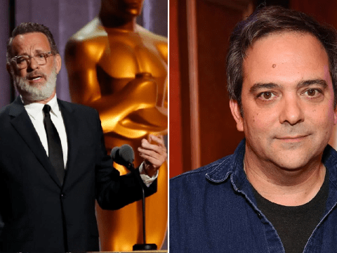 Tom Hanks pays tribute to Adam Schlesinger as Fountains Of Wayne and My Crazy Ex-Girlfriend star dies from coronavirus complications