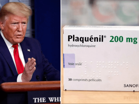 Donald Trump has stake in company making 'miracle' coronavirus drug he keeps pushing