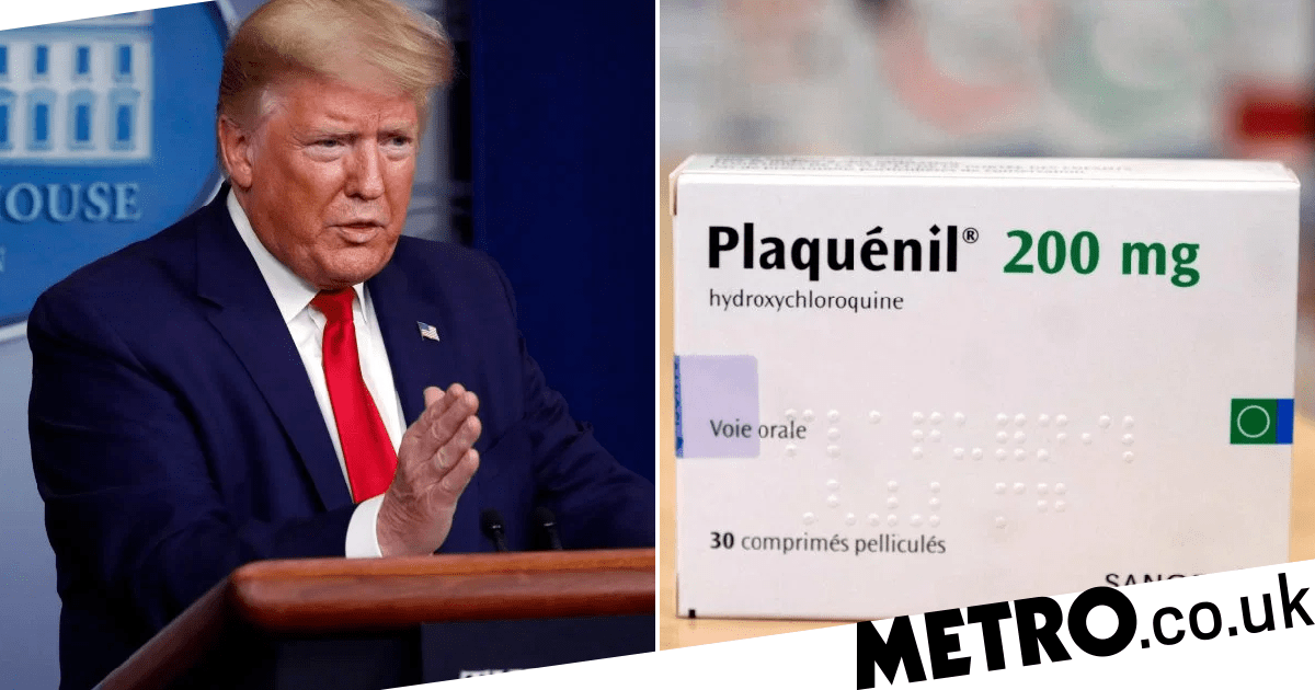 Donald Trump has stake in company making coronavirus drug he's been pushing