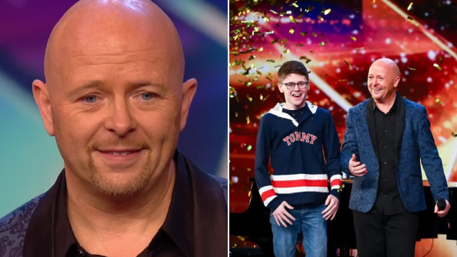 Britain S Got Talent Ant And Dec S Golden Buzzer Act Was A Tribute To His Late Father Metro News