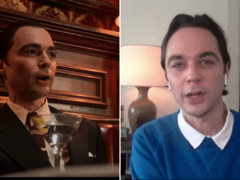 The Big Bang Theory's Jim Parsons 'shocked' by number of naked men he saw filming Netflix series Hollywood
