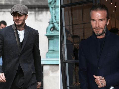 David Beckham quits fashion label Kent & Curwen after five years and '£18m loss'