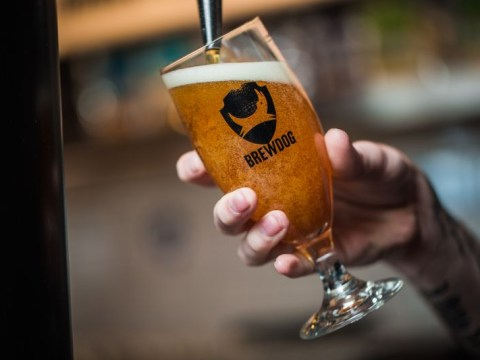 BrewDog gives everyone a voucher for free beer to celebrate when the pandemic is over