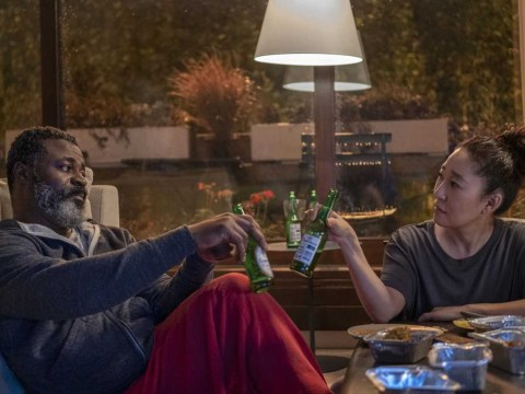 Exclusive first look as Killing Eve's Eve grows closer to newcomer Jamie