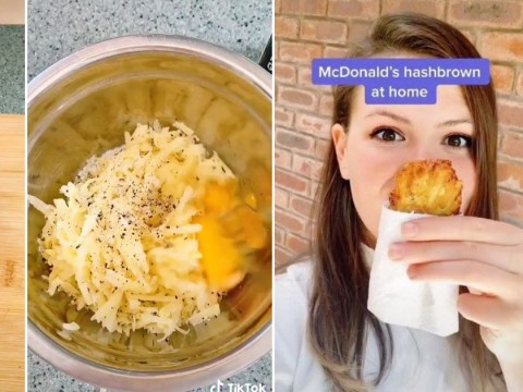 Chef reveals how to make McDonald's hash browns at home – with just two ingredients