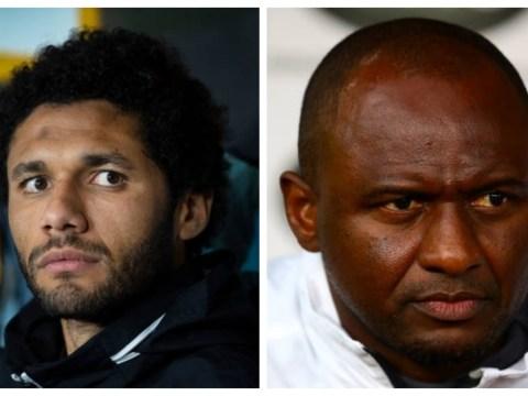 Arsenal legend Gilberto Silva bizarrely compares Mohamed Elneny to Patrick Vieira