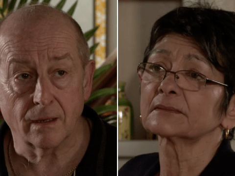 Coronation Street spoilers: Geoff Metcalfe is enraged as Yasmeen Nazir stands up to him