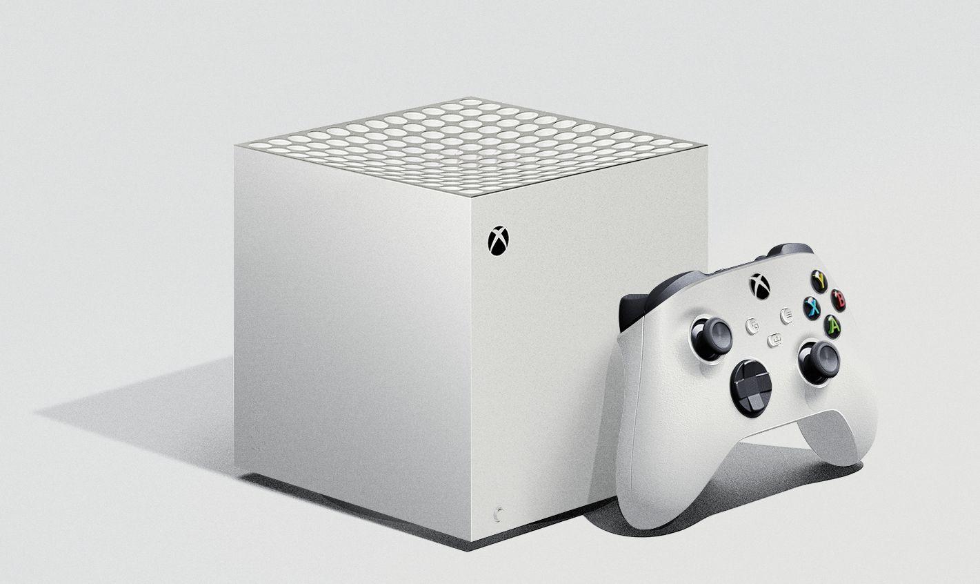 Xbox Series S Lockhart fan image