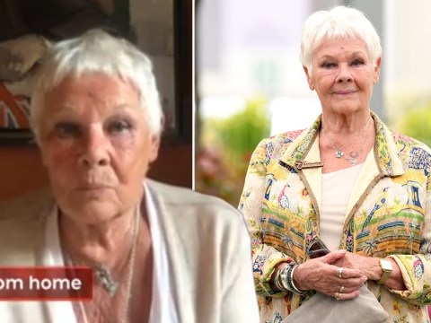 Dame Judi Dench accidentally Skyped friend in the bath as she gets to grips with technology in lockdown