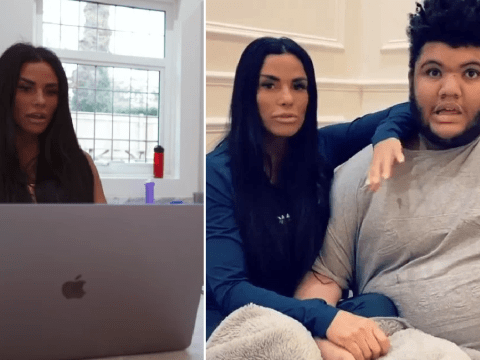 Katie Price 'hopes to god' mum Amy and son Harvey don't get coronavirus as she shares love for NHS carers