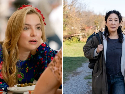 Killing Eve showrunner addresses whether series would continue without Villanelle or Eve