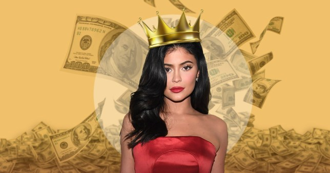 Kylie Jenner lands Forbes' youngest self-made billionaire title...again