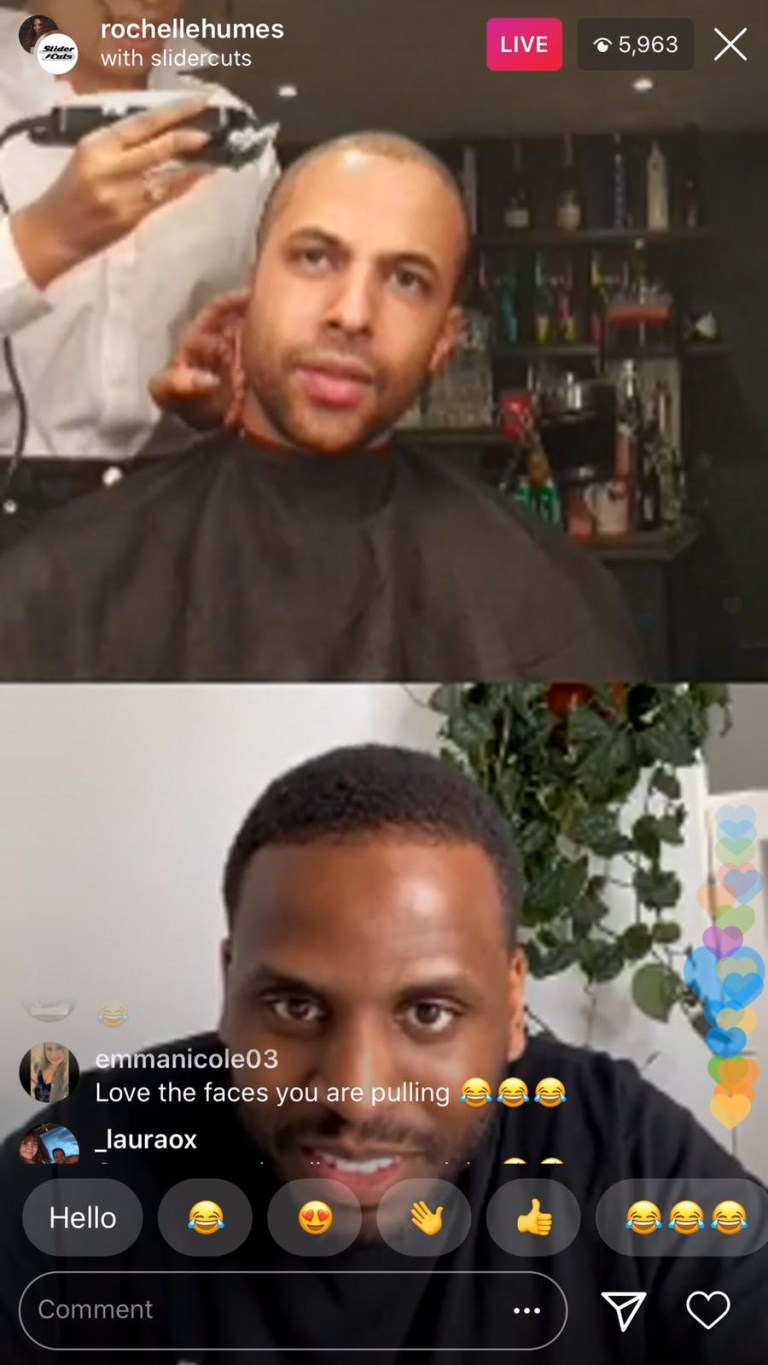marvin humes cheveux