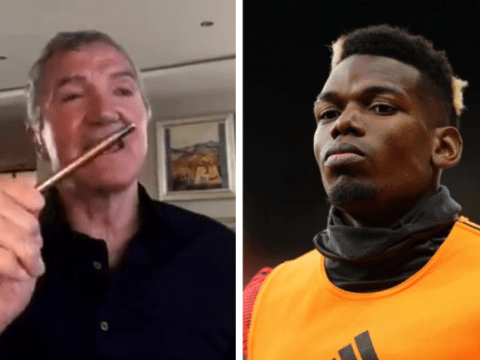 Robbie Fowler tells Paul Pogba to watch classic Graeme Souness performance on YouTube