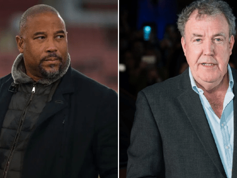 John Barnes did not rate 'useless' Jeremy Clarkson on Who Wants To Be A Millionaire?