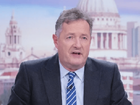 Piers Morgan posts cheeky Britain's Got Talent throwback to first-ever series ahead of show's return tonight: 'I've aged as God intended'