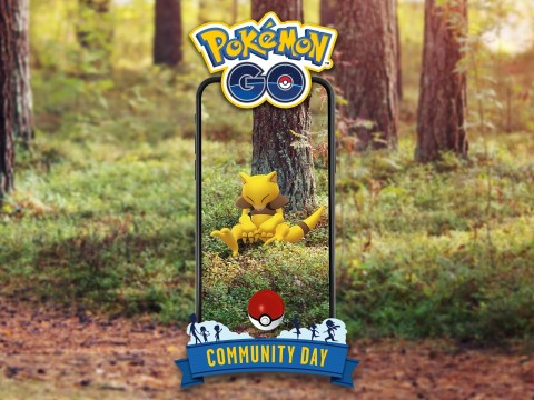 Pokémon Go Abra community day teleports to new date