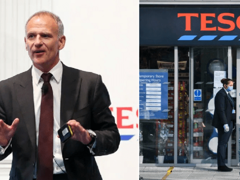 Tesco pays £900,000,000 to investors after getting £585,000,000 tax break