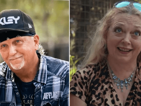 Tiger King: Jeff Lowe laughs off speculation he's Carole Baskin's first husband