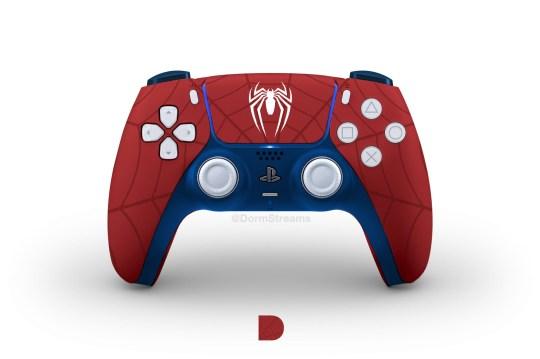 PS5 DualSense Spider-Man
