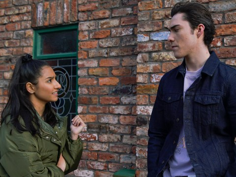 Coronation Street spoilers: Asha Alahan takes down teen sex shamer Corey in powerful scenes