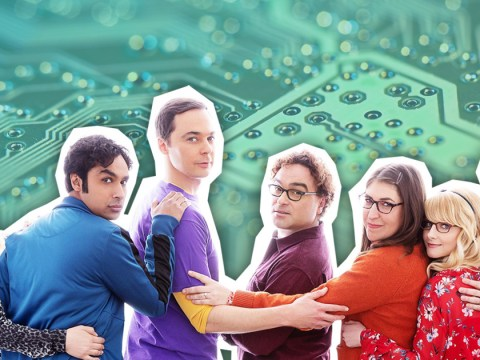 The Big Bang Theory props were all microchipped on sitcom's set so they couldn't be stolen