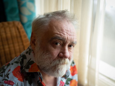 Tony Slattery recalls taking 10 grams of cocaine a day as he seeks treatment for alcohol: 'I'd like to not be a slave to these impulses'
