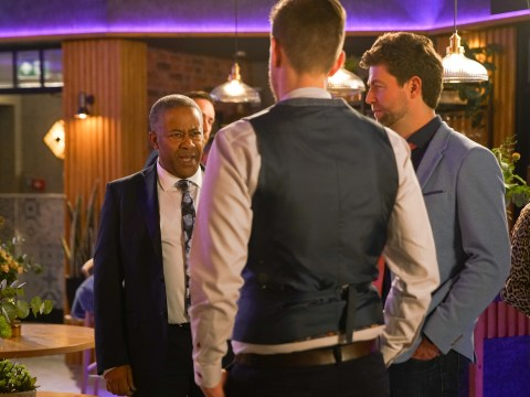 Coronation Street spoilers: Ed Bailey makes a brave stand in public racist attack