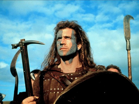 Mel Gibson originally wanted to film Braveheart in Gaelic
