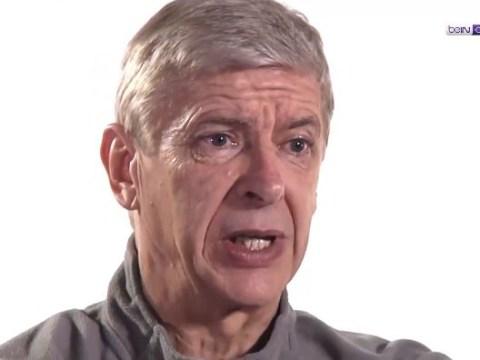 Arsene Wenger names Nwankwo Kanu as his best January signing for Arsenal