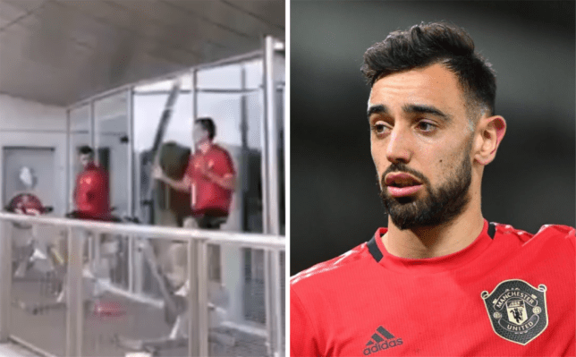 Bruno Fernandes cheekily fires back at Manchester United teammate Nemanja Matic after Sporting jibe