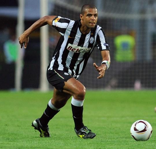 Giorgio Chiellini a qualifié l'ancien coéquipier de la Juventus Felipe Melo de `` pomme pourrie ''