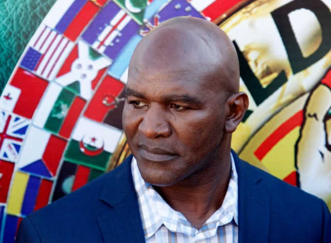 Evander Holyfield confirms talks with Mike Tyson's camp over comeback fight
