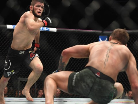Khabib Nurmagomedov slams UFC rival Conor McGregor over GOAT debate