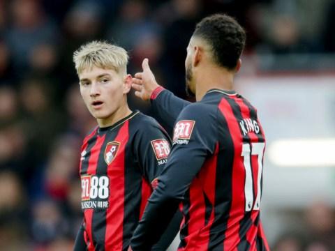 Manchester United target Bournemouth duo Josh King and David Brooks