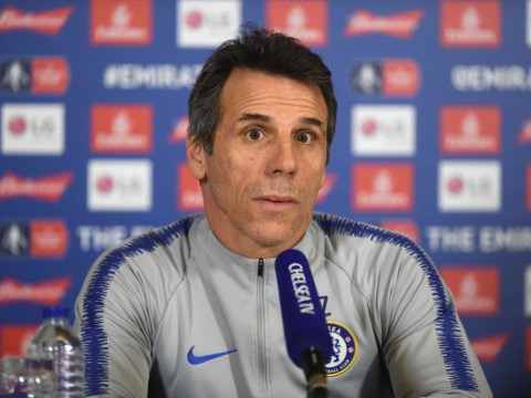 Gianfranco Zola backs Chelsea star to become 'amazing' under Frank Lampard