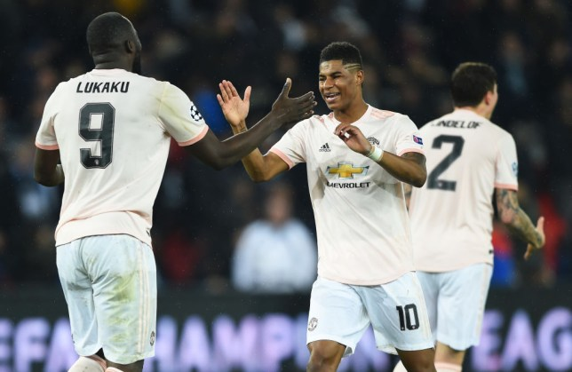 Paris Saint-Germain v Manchester United - UEFA Champions League Round of 16: Second Leg