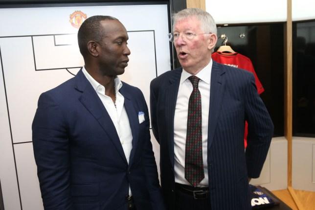 Sir Alex Ferguson signed Dwight Yorke for Manchester United in 1998