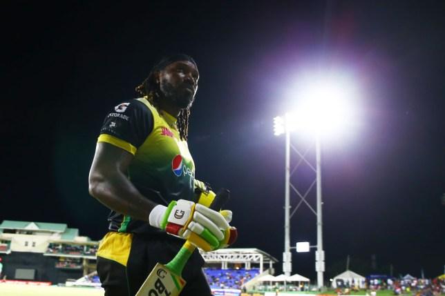 Chris Gayle called his former West Indies team-mate Ramnaresh Sarwan 'evil'