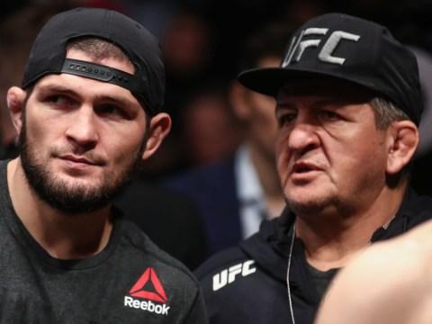 Abdulmanap Nurmagomedov, father of UFC star Khabib, dies aged 57